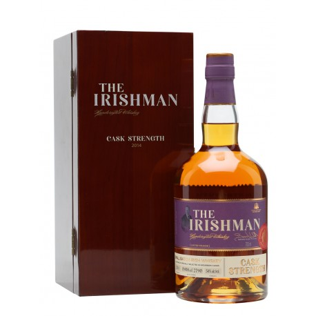 The Irishman Cask Strength 2014